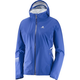 Salomon W's Lightning WP Jacket Sodalite Blue